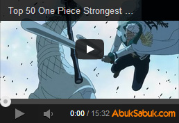 Top 50 One Piece Strongest Characters
