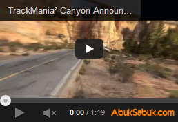 TrackMania² Canyon Announcement