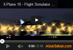 X-Plane 10 - Flight Simulator