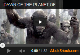 DAWN OF THE PLANET OF THE APES Official Trailer