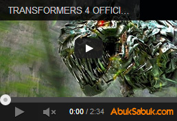 TRANSFORMERS 4 OFFICIAL Trailer