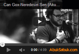 Can Gox | Neredesin Sen